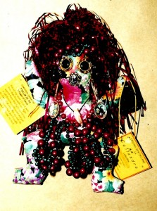 m_Berry Flower Prayer Doll