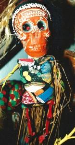 Boogeyman Carnival Doll