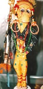 Chinese Mandarin Carnival Doll