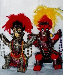 Fancy Mardi Gras Indians