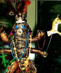 King Snake KooKoo Totem