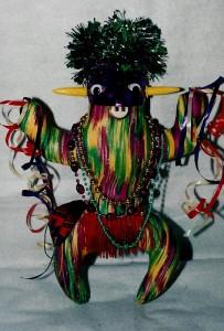 Masked Zuchini Pop'n