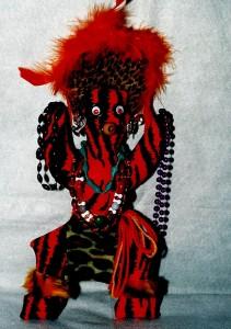 Tiger Mardi Gras Indian