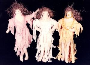 m_Trio of Swamp Moss Mummies