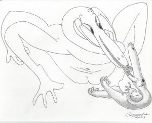 m_Duckbills Sketch
