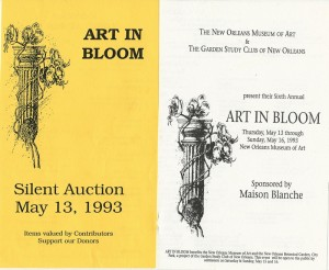 m_1 Art in Bloom 1993
