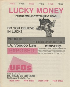 m_1 Lucky Money Paranormal News