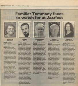 m_3 Jazz Fest 1993